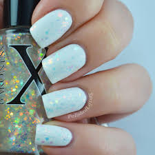 glitter nail polish tagged