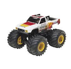 monster truck race track toy amazon com tamiya model mini 4wd racing car 1 32 toyota monster