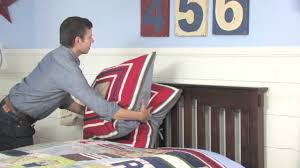 cribs that convert to toddler bed how to convert your baby crib into a toddler bed pottery barn