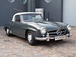 mercedes sl 190 mercedes 190 sl top coupè for sale 1961 on car and