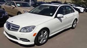2011 mercedes c250 4matic pre owned white 2011 mercedes c class c300 4matic review