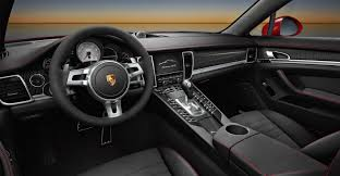 Porsche Panamera Interior - porsche launches the 2012 panamera gts nordschleife autoblahg