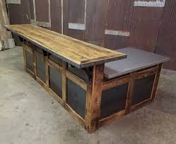 Tables Wood Oak Flip Down Desk With Mail Slots Extraordinary Wood