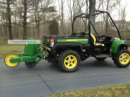 John Deere 71 Planter 2012 john deere gator 825i with hydraulic 3 point hitch u0026 2