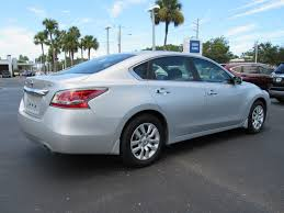 nissan altima 2015 blue used one owner 2015 nissan altima s daytona beach fl ritchey