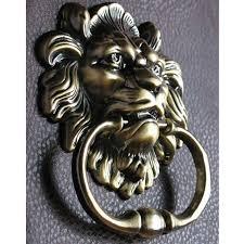 lion door knocker unilocks antique lion door knocker lionhead doorknockers lions home