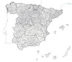 Burgos Spain Map by Maps Of Spain