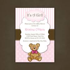 baby shower tea party invitation wording choice image baby