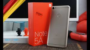 Redmi Note 5a Xiaomi Redmi Note 5a On 5 5 Snapdragon 435 Und 3 Fach Sim