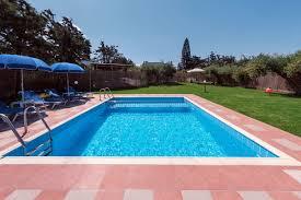 Cottages To Rent With Swimming Pools by Evas Romantic Cottage In Gouves Crete Villas Gouves Crete Villas