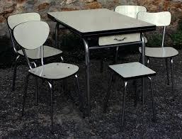 table de cuisine à vendre table cuisine formica annee 50 top excellent remarquable set