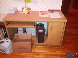 bureau d ordinateur à vendre meuble de bureau d ordinateur usagé à vendre à sorel tracy lespac