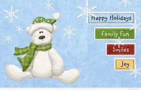 happy holidays wallpaper happy winter holidays 2015