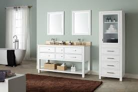 Traditional Bathroom Vanities Avanity Brooks Double Sink 61