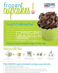 frozen sheets frozen cupcakes sell sheet sell sheets pregel america pregel