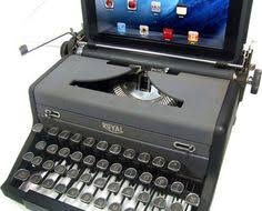 Usb Desk Accessories Usb Typewriter Computer Keyboard Black Royal By Usbtypewriter