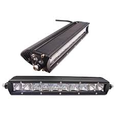 Led Grill Light Bar by Front Grill W 10