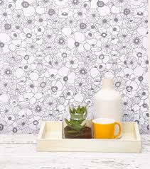 perfect decoration removeable wall paper exclusive ideas honeycomb