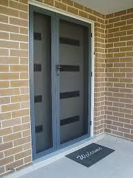 Screen Door Patio Unique Unique Home Designs Security Screen Doors Door Designs