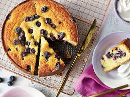 www southernliving blueberry cornmeal cake recipe southern living mastercook
