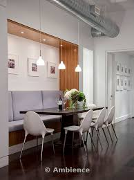 ambience images custom made dining room table with philip stark