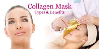 Collagen Mask the types and benefits of collagen masks
