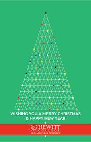 college christmas cards lidija the designer logo design