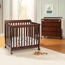 Davinci Kalani Mini Crib Espresso Da Vinci 2 Nursery Set Kalani Mini Crib And 3 Drawer