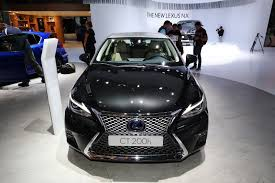 lexus ct200h monthly payment updated lexus ct 200h quietly blends in with the frankfurt crowd