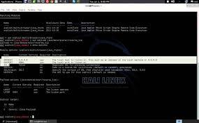 kali linux latest tutorial the module exploits a vulnerability in the rhino metasploit kali