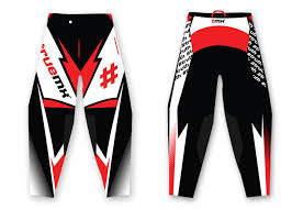 Closeout 2016 Truth Motocross Pant Red Truemx