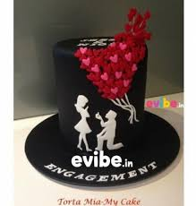 Engagement Cakes Order Online Wedding Reception Engagement Cakes In Hyderabad
