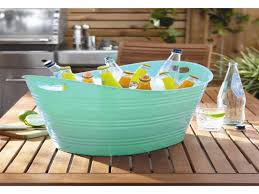 Oval Party Beverage Tub by Beverage Tubs And Shoes Ideas For Planting U2014 The Homy Design