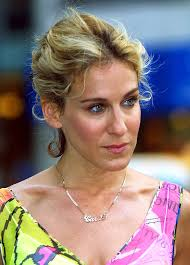 Carrie Necklace Gold Sarah Jessica Parker Panicked Over Losing Her