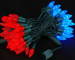 green wire commercial grade mini lights
