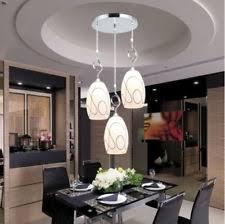 ceiling lights for dining room modern pendant ceiling lights chandeliers ebay