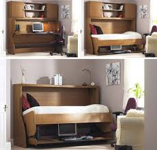 Desk Transforms Into Bed Study Bed Is A Worker U0027s Dream Fooyoh Entertainment