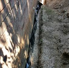 drainage systems mansfield tx french drain surface drain