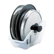 repose cuill e cuisine xmt home couvercle rack pot cover support à étagères étagères de