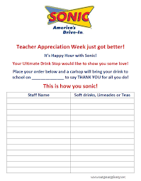 printable thanksgiving potluck sign up sheet template how to show teacher appreciation in a big way easy peasy pleasy