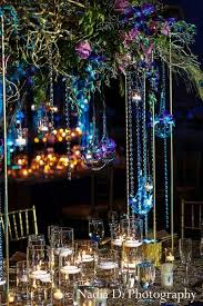 lighted centerpieces for wedding reception lovely indian wedding reception decor http www maharaniweddings