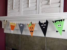 easy homemade halloween decorations