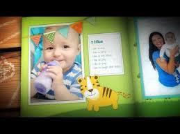 Baby Photo Album Family Memories U2013 Baby Photo Album Youtube