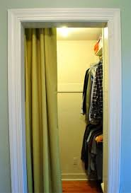 closets with curtains for doors gallery doors design ideas