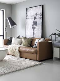 grey walls brown sofa fabulous brown couch grey walls collection with gray pillows