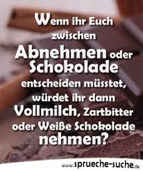 sprüche über schokolade 55 best schokolade images on search sayings and