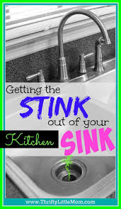 Kitchen Sink Smells Get The Stink Out Of Your Ideas And Fabulous Kitchen Sink Smells