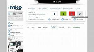 iveco control demo youtube