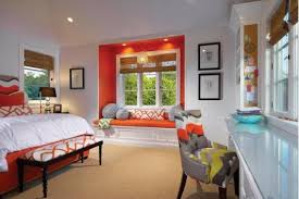 energetic bedroom living in color paint color examples