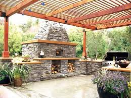 Rustic Outdoor Patio Designs Endearing 60 Guy Fieri Outdoor Kitchen Design Design Ideas Of Guy